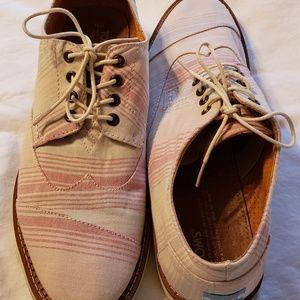 Toms | Broque Oxford Shoes 11 M